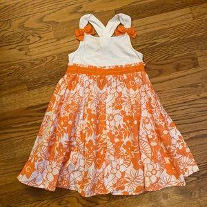 Gymboree - Jersey & Cotton Racer Back Dress Size 7